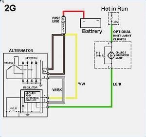 Corolla Alternator Wiring Diagram