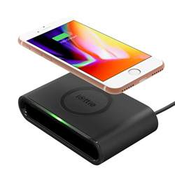 charging pad for android iottie ion wireless charging pad for android qi enabled