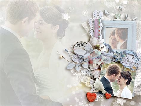 special wedding day power point backgrounds special