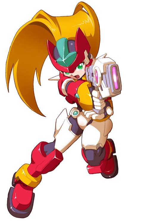 Aile Biometal Model Zx Characters And Art Mega Man Zx