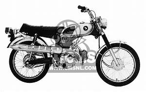 Honda Cl70 Information