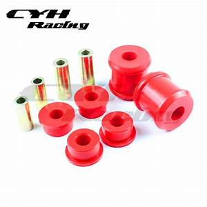Polyurethane Rear Trailing Arm Bushing Insert Kits For