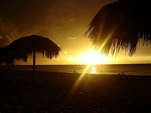 Cuba Beaches Sunset images