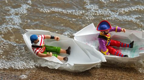 How To Make A Really Big Paper Boat by Diy Rock Paper Boats That Float Paper