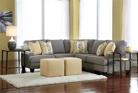 Loveseat Sectional Sofas by Chamberly Alloy Loveseat Sectional From 2430256