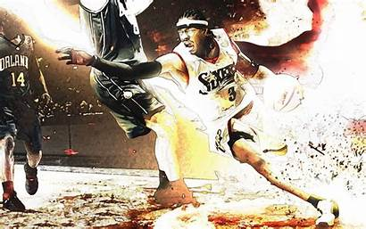 Iverson Allen Crossover Background Wallpapers Backgrounds Iphone