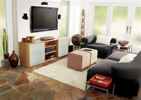 Rectangular Living Room Setup Ideas by Fotos De Casas Peque 241 As Elegantes