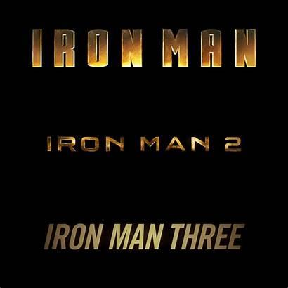 Iron Movie Had Spelled Third Titles End