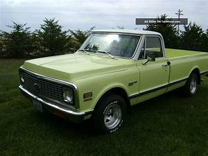 1972 Chevrolet Pickup Truck