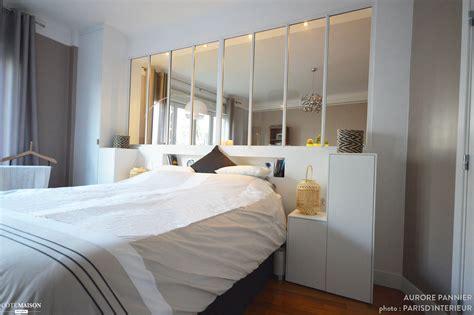 chambre salon création d 39 une verrière chambre salon aurore pannier côté maison