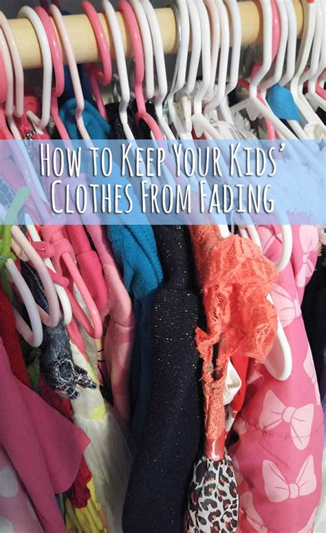 How To Keep Your Clothes From Fading Enzasbargainscom
