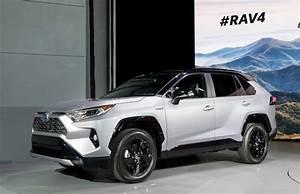 Toyota Rav4 Dynamic Edition : toyota rav4 2019 automobiles actualit automobile le journal internet ~ Maxctalentgroup.com Avis de Voitures