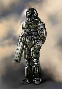 War Robot V1 by arganza on DeviantArt
