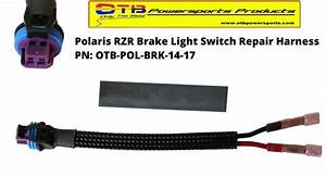 Polaris Rzr Brake Switch Repair Harness