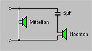 Lautsprecher Frequenzweiche Berechnen : elektronik grundlagen kondensaor ~ Themetempest.com Abrechnung