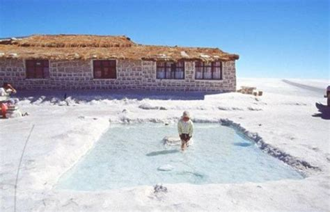 Who Invented The Salt L by Hotel De Sal Playa The Salt Hotel Of Bolivia Amusing