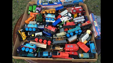 thomas  friends wooden railways toy trains chuggington