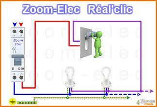 normes electrique cuisine comment installer un interrupteur simple allumage pose