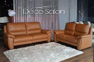 Salon En Cuir : salon en cuir cuir montana ~ Medecine-chirurgie-esthetiques.com Avis de Voitures