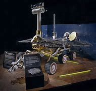 Mars Exploration Rover Model
