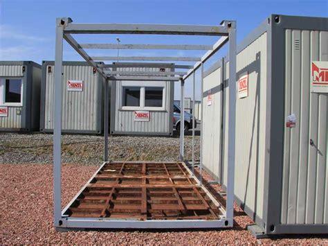 Schiffscontainer Gebraucht Kaufen by Sonderangebote Containerrahmen Gebraucht Kaufen