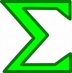 Math Symbol Clip Art at Clker.com - vector clip art online ...