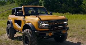 Ford's classic Bronco SUV to make a comeback with new model – 365 NEWS