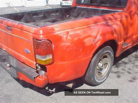 ford ranger splash pickup truck