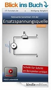 Elektrische Netzwerke Berechnen : netzwerke berechnen mit der ersatzspannungsquelle et tutorials ~ Themetempest.com Abrechnung