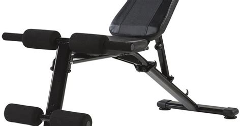 Marcy Eclipse Ub3000 Adjustable Weight Bench Foldable