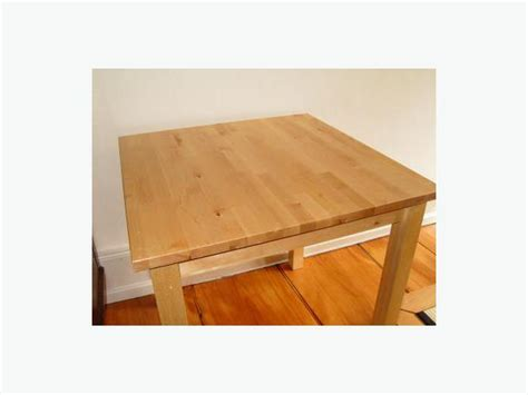 ingo ikea ikea ingo square pine table victoria city victoria