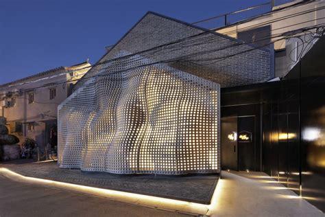 parametric facade  maohaus antistatics architecture iaac blog