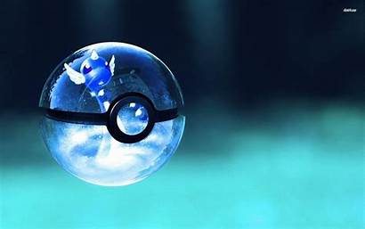 Pokeball Pokemon Background Wallpapers Ball Balls Desktop