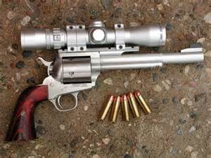 454 Casull Single Action Revolver