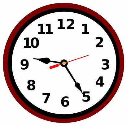 Clock Clipart Clocks Analog Digital Wall Clip