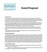 Sample Event Proposal Template 21 Free Documents In PDF Event Sponsorship Proposal Letter In Word And Pdf Formats Gallery Project Proposal Letter Sample 12 How To Write An Event Proposal Letter Lease Template