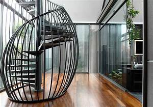 Spiral Stairs Wire — New Home Design : Homemade Spiral Stairs