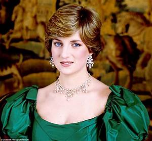 The glittering diamonds that were Diana's best friends ...