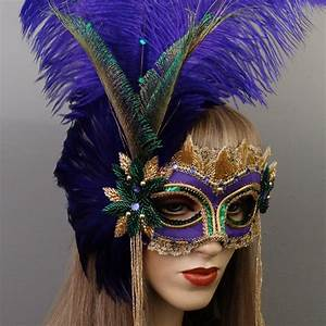 Mardi Gras Magic Masquerade Mask! New Orleans, purple ...