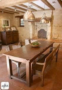 Deco Melange Rustique Et Moderne : allier vieux meubles et d co plus moderne ~ Melissatoandfro.com Idées de Décoration
