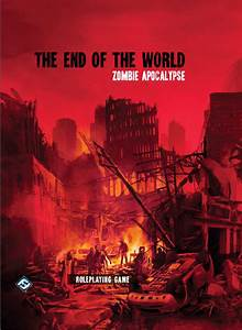 The End Of The World: Zombie Apocalypse - Fantasy Flight ...