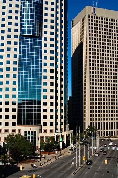 Buildings Winnipeg Tallest Building Richardson Portage Main