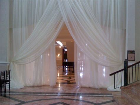 wedding sheer drapes wedding drapes panels 12 x114 quot white ivory black