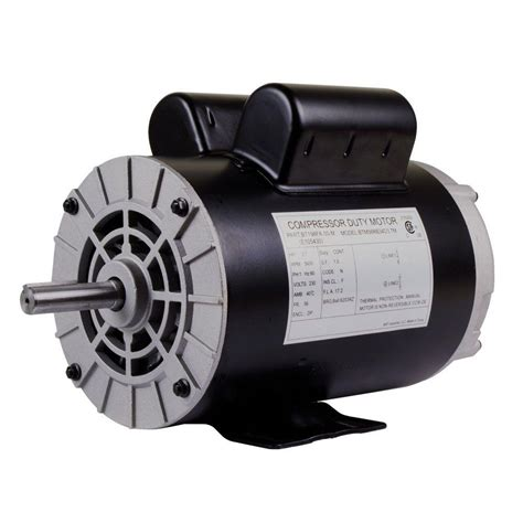 Replacement Electric Motors by Replacement 230 Volt Motor For Husky Air Compressor