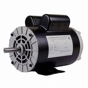 Replacement 230-volt Motor For Husky Air Compressor-e106006