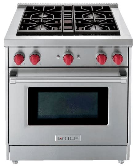 Best 30 Inch Professional Gas Ranges (reviews Ratings
