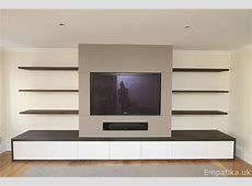 Bespoke TV Units Bespoke Media Units Fitted Media