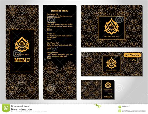 Vector Illustration Of A Menu For A Restaurant Or Cafe High End Business Card Holder For Desk Gift Proposal Plastic Candy Leather With Initials Mastercard Cards Mechanic Warehouse Stationery Office Depot Case