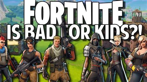 fortnite bad  kids youtube