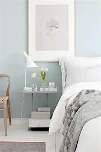 adopter la couleur pastel pour la maison murs bleus With peinture murale couleur pastel